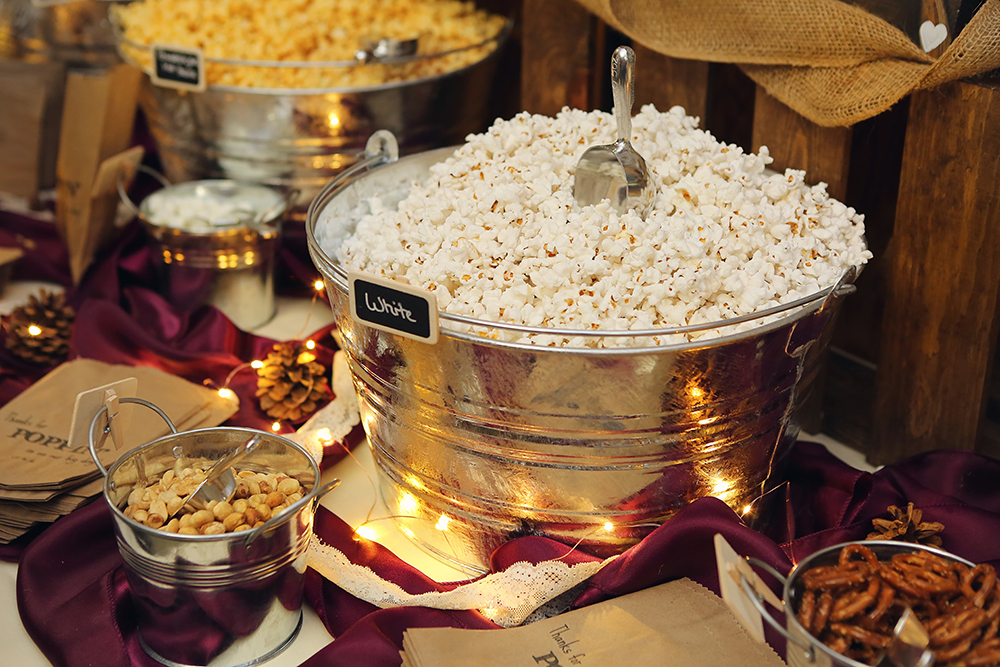 Weddings Events Laughing Mountain Popcorn